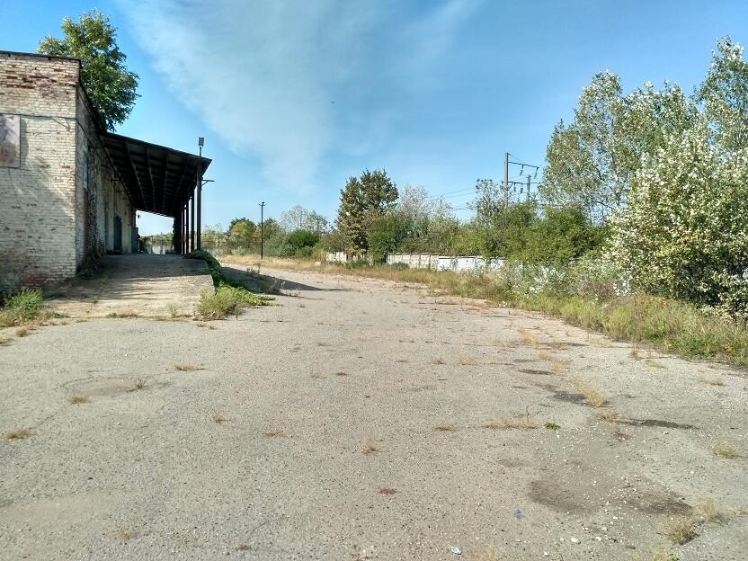 Продается прирельсовая база в г. Крымск - image baza_sky on http://bizneskvartal.ru