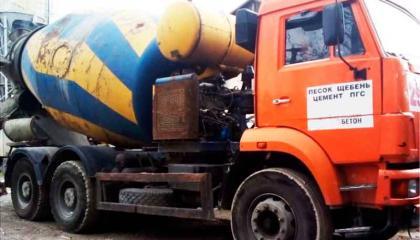 Готовый бизнес по доставке бетона