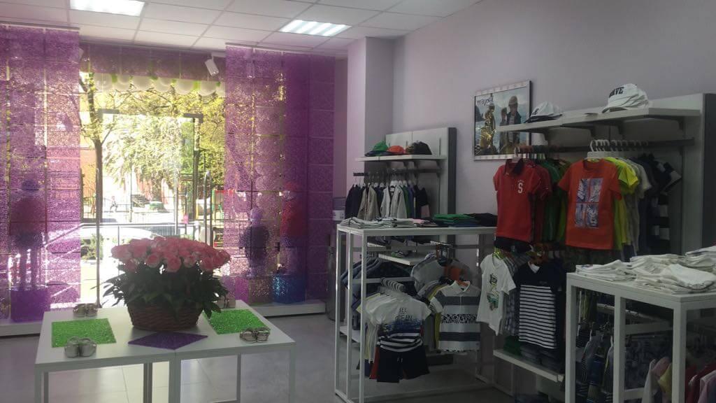 Продается магазин детской одежды в центре - image look_kids on https://bizneskvartal.ru