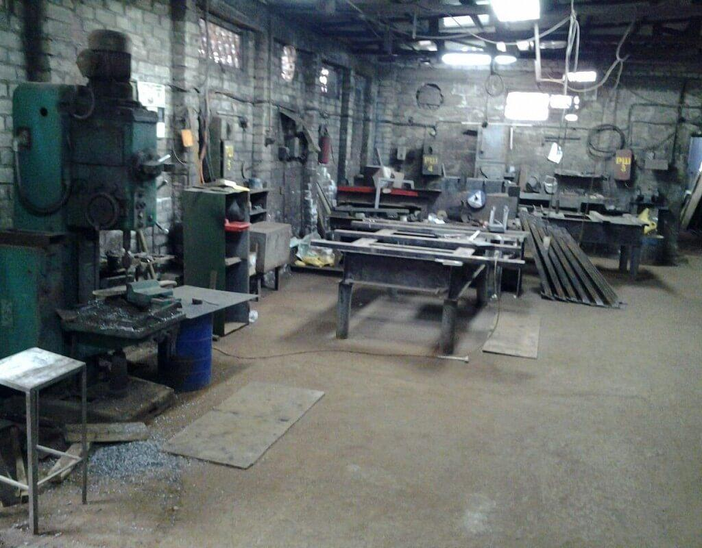 Производство металлоконструкций - image metall_ceh on https://bizneskvartal.ru