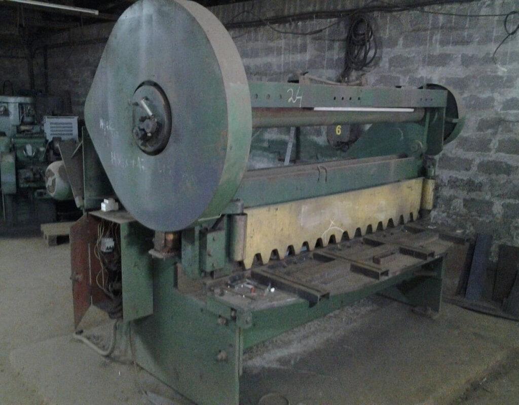 Производство металлоконструкций - image metall_oborud on https://bizneskvartal.ru