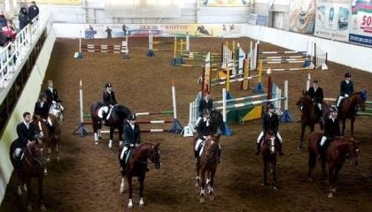 Спортивно-конный комплекс
