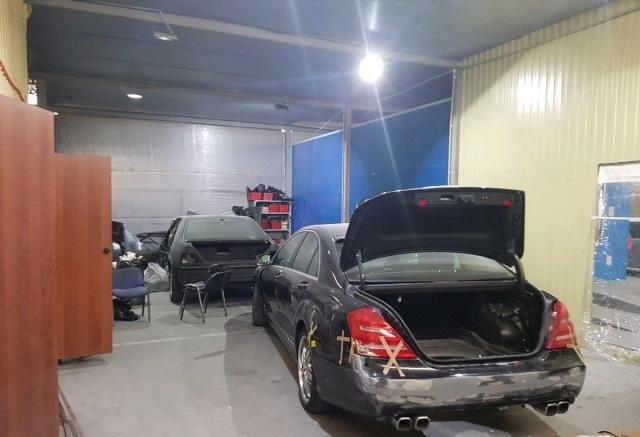 Автосервис (кузовной ремонт, тюнинг-центр) - image 3963341233 on https://bizneskvartal.ru