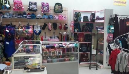Продается магазин одежды