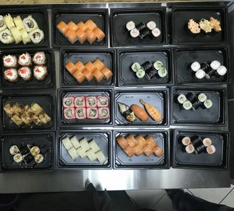 Кафе-бургерная и доставка суши - image 4028225708 on http://bizneskvartal.ru