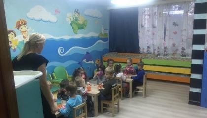"""Детский сад """"Ясная поляна"""""""