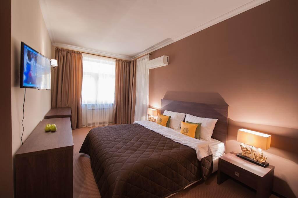 Апарт-отель класса люкс в Красной Поляне - image  on http://bizneskvartal.ru