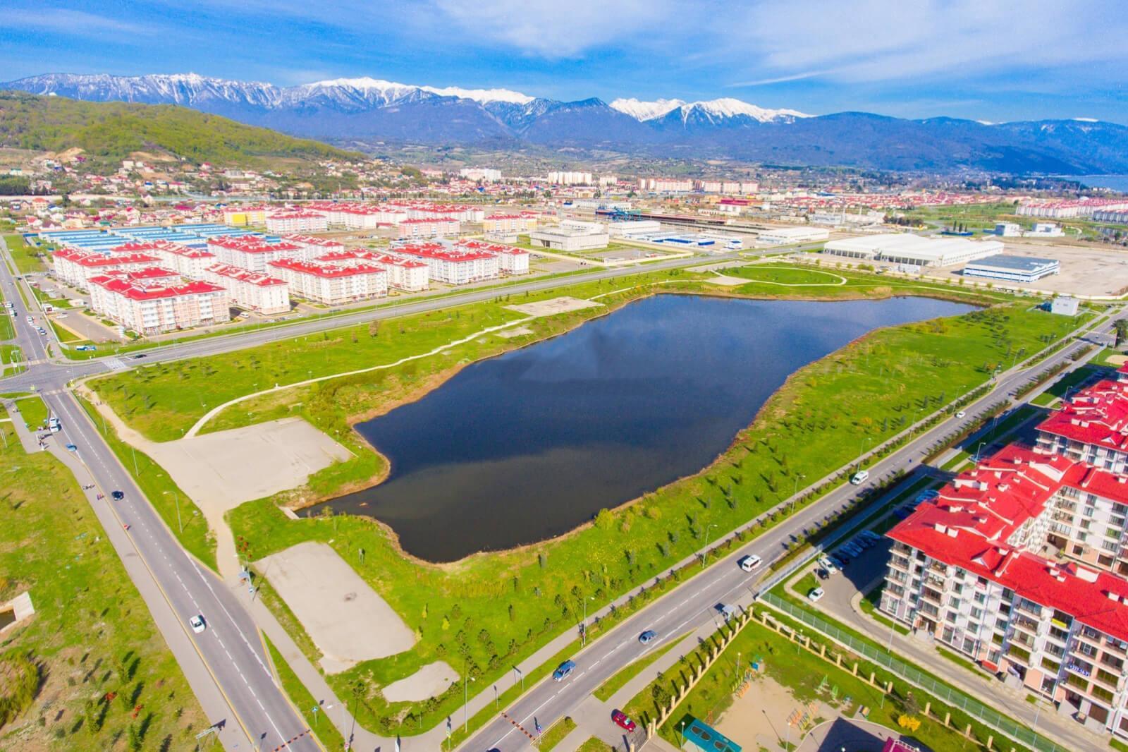 Гостиничный комплекс в Олимпийском парке - image Gostinichnyj-kompleks-v-Olimpijskom-parke on http://bizneskvartal.ru