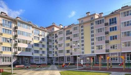 Гостиничный комплекс в Олимпийском парке