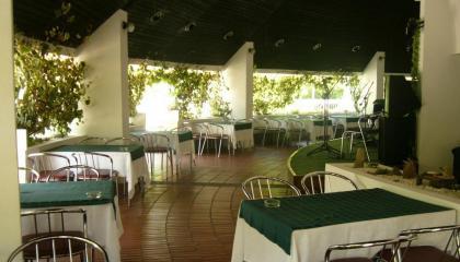 Ресторан в парковой зоне