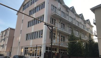 Прибыльная гостиница в Лазаревском