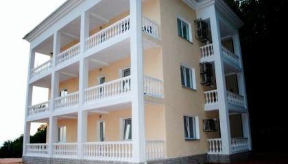 Гостевой дом с хорошим ремонтом в Сочи