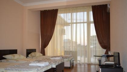 Отель на 40 комфортабельных номеров