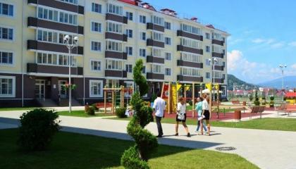 Комфортабельный отель рядом с Олимпийским парком