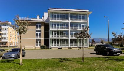 Апартаментный комплекс вблизи Черного моря