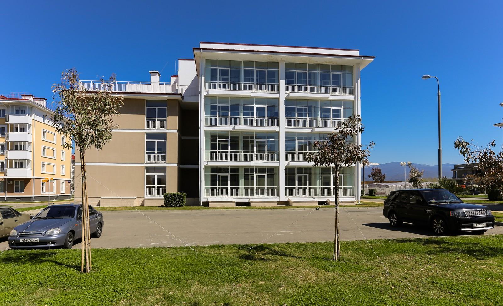 Апартаментный комплекс вблизи Черного моря - image 2 on https://bizneskvartal.ru