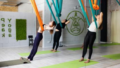 Йога студия Yoga Peak