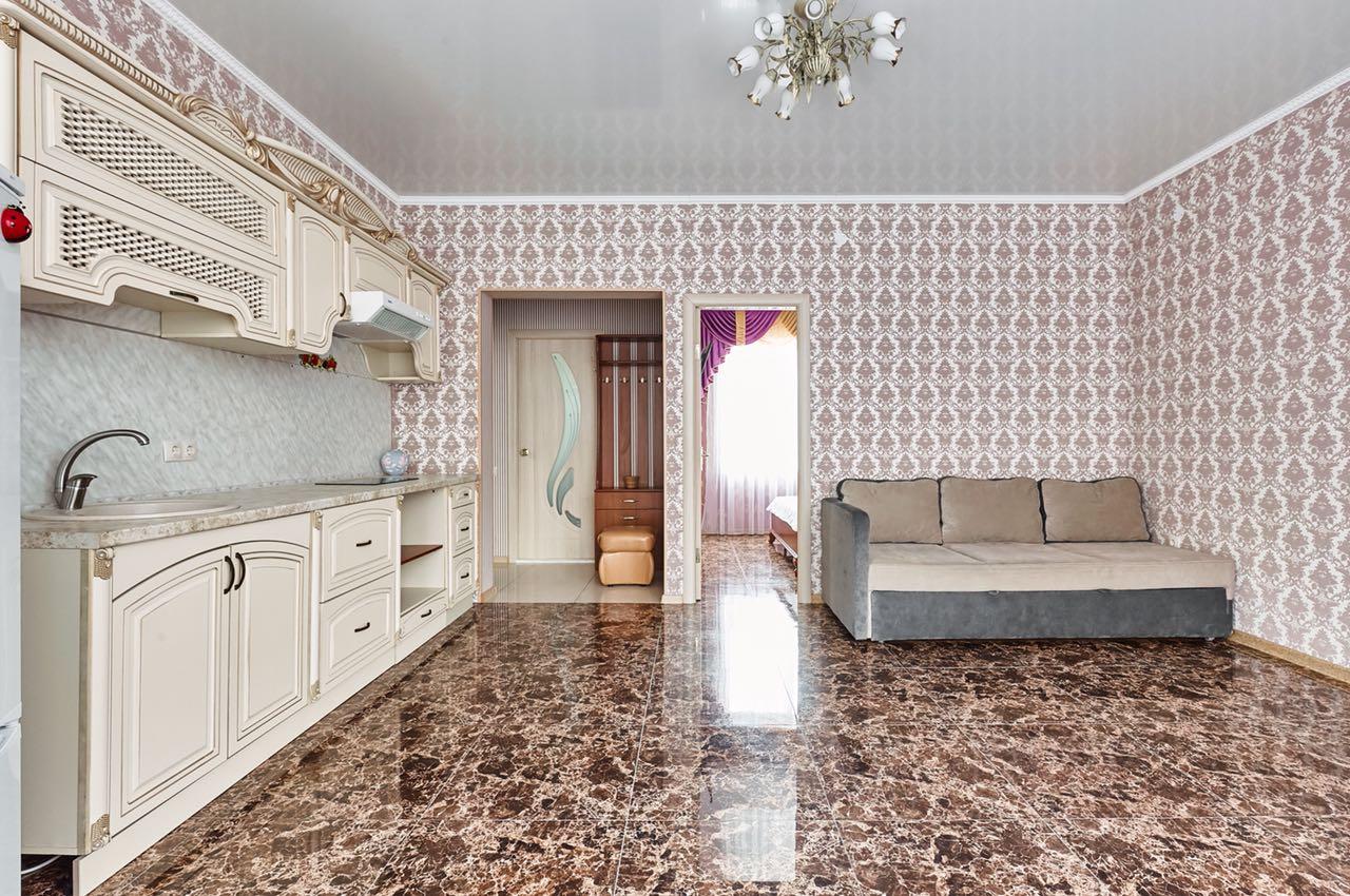 Отель на улице Просвящения - image  on https://bizneskvartal.ru