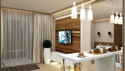 39 апартаментов в популярном комплексе