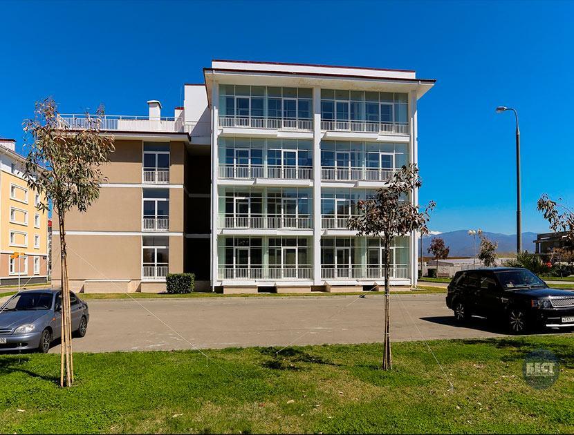 Отдельные апартамент с видом на море и горы - image FrontVie on http://bizneskvartal.ru