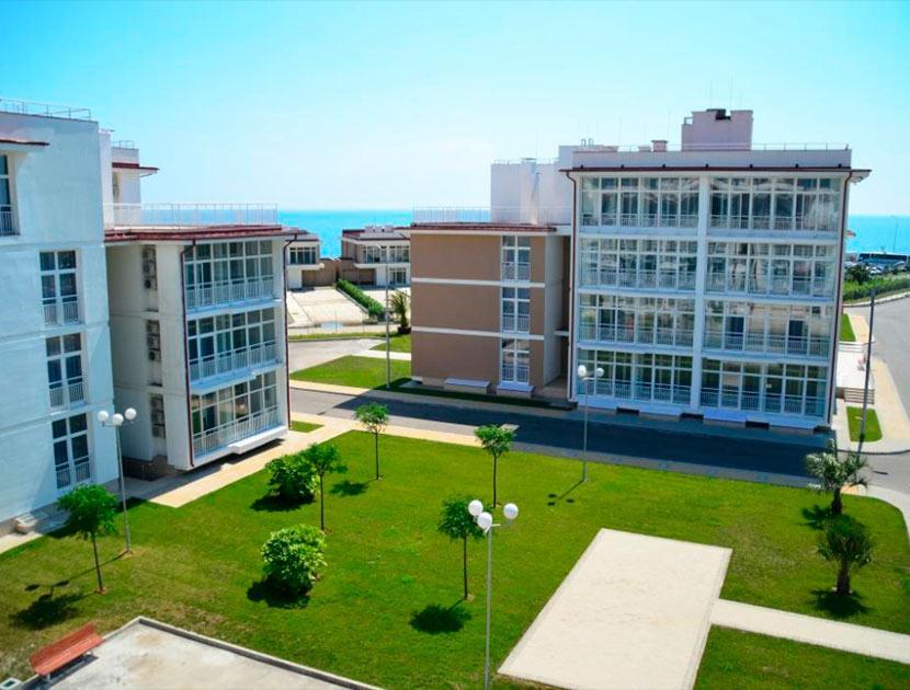 Отдельные апартамент с видом на море и горы - image FrontVie2 on http://bizneskvartal.ru