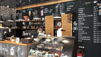 Кафе-кофейня в Адлере