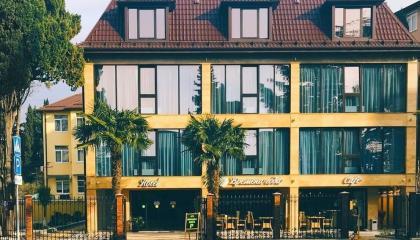 Отель по улице Тюльпанов