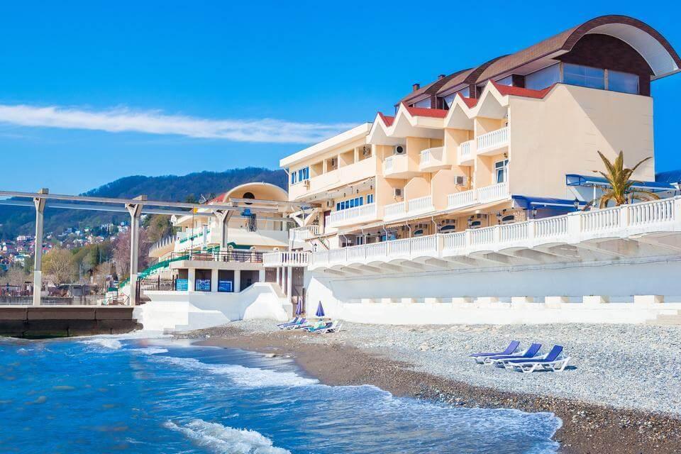 Отель со своим выходом к морю - image Otel-so-svoim-vyhodom-k-moryu on http://bizneskvartal.ru