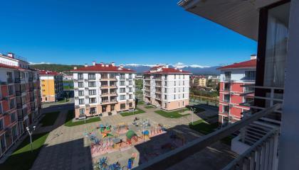 Отдельные апартаменты в новом АК