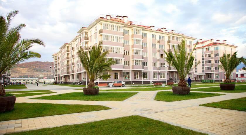 Апартаменты комфорт класса в Адлере - image PlaneHome5-1 on https://bizneskvartal.ru