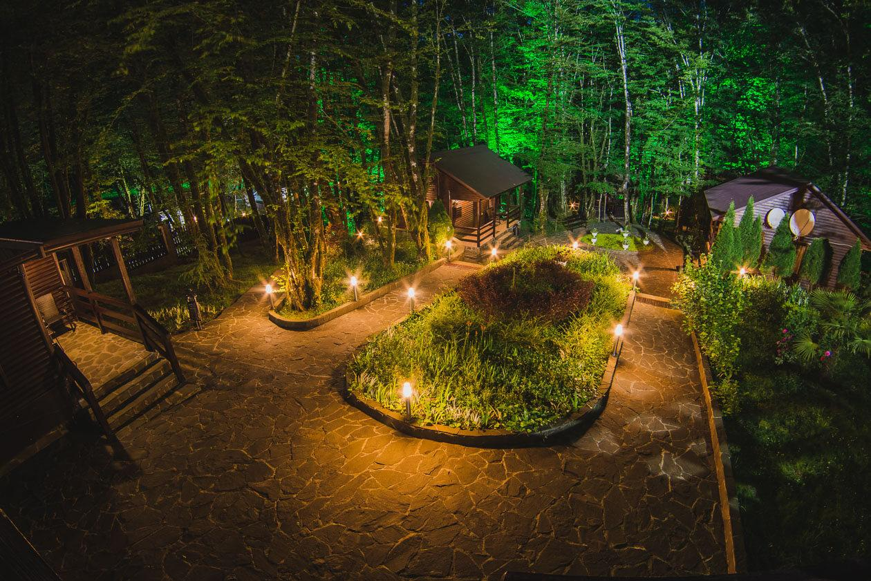 ЭКО гостиница-резиденция в стиле лесных домов - image EKO-gostinitsa-rezidentsiya-v-stile-lesnyh-domov-5 on https://bizneskvartal.ru