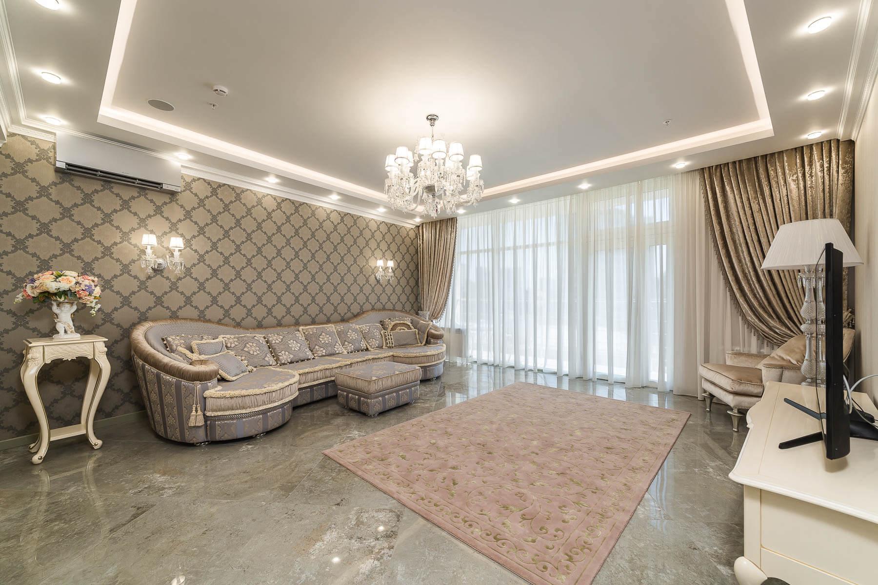 Элитные 3-х комнатные апартаменты в центре Сочи - image Elitnye-3-h-komnatnye-apartamenty-v-tsentre-Sochi on https://bizneskvartal.ru