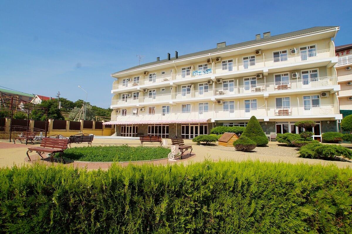 Отель в Анапе - image Otel-v-Anape-15 on http://bizneskvartal.ru