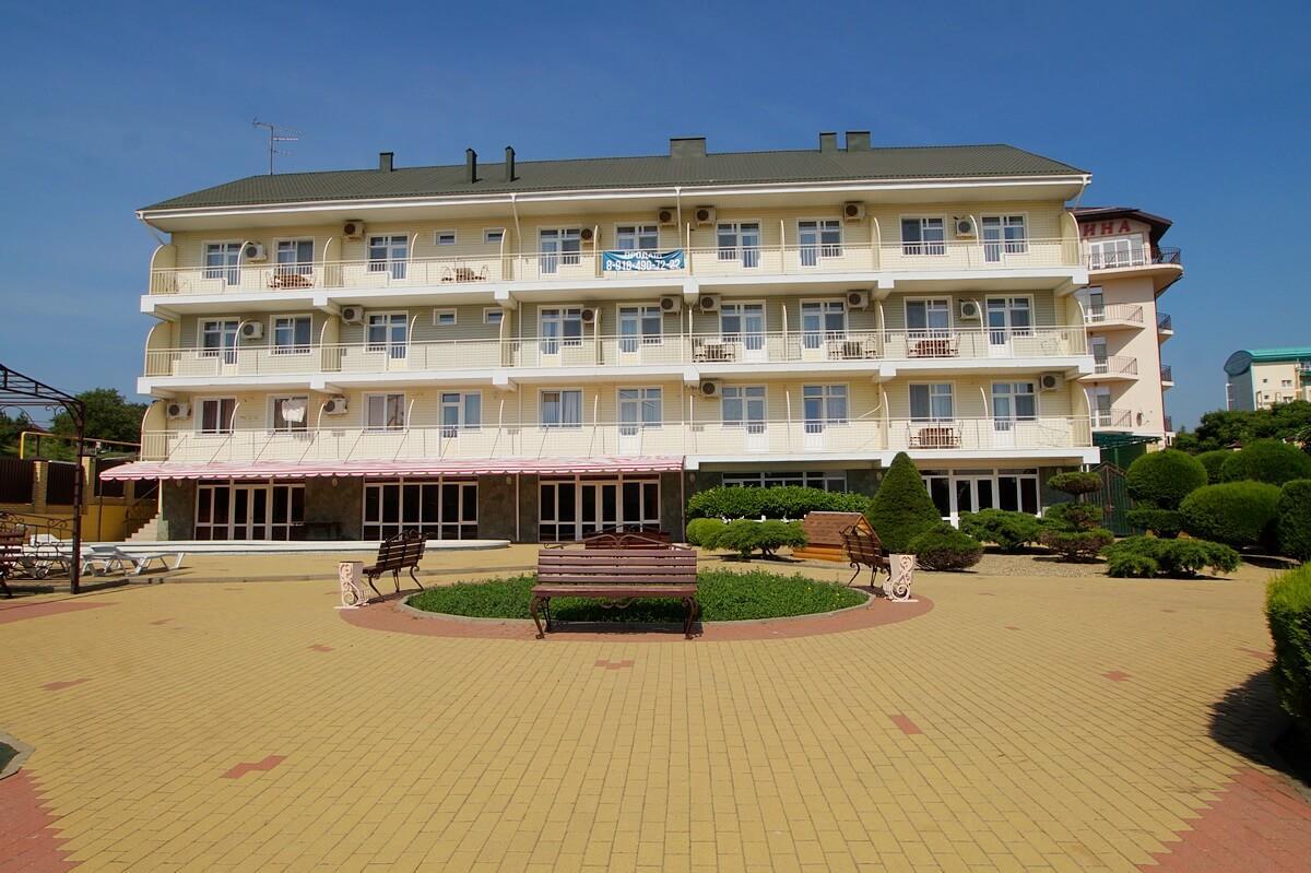 Отель в Анапе - image Otel-v-Anape-17 on http://bizneskvartal.ru