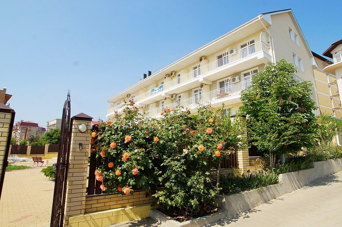 Отель в Анапе - image Otel-v-Anape-4 on http://bizneskvartal.ru
