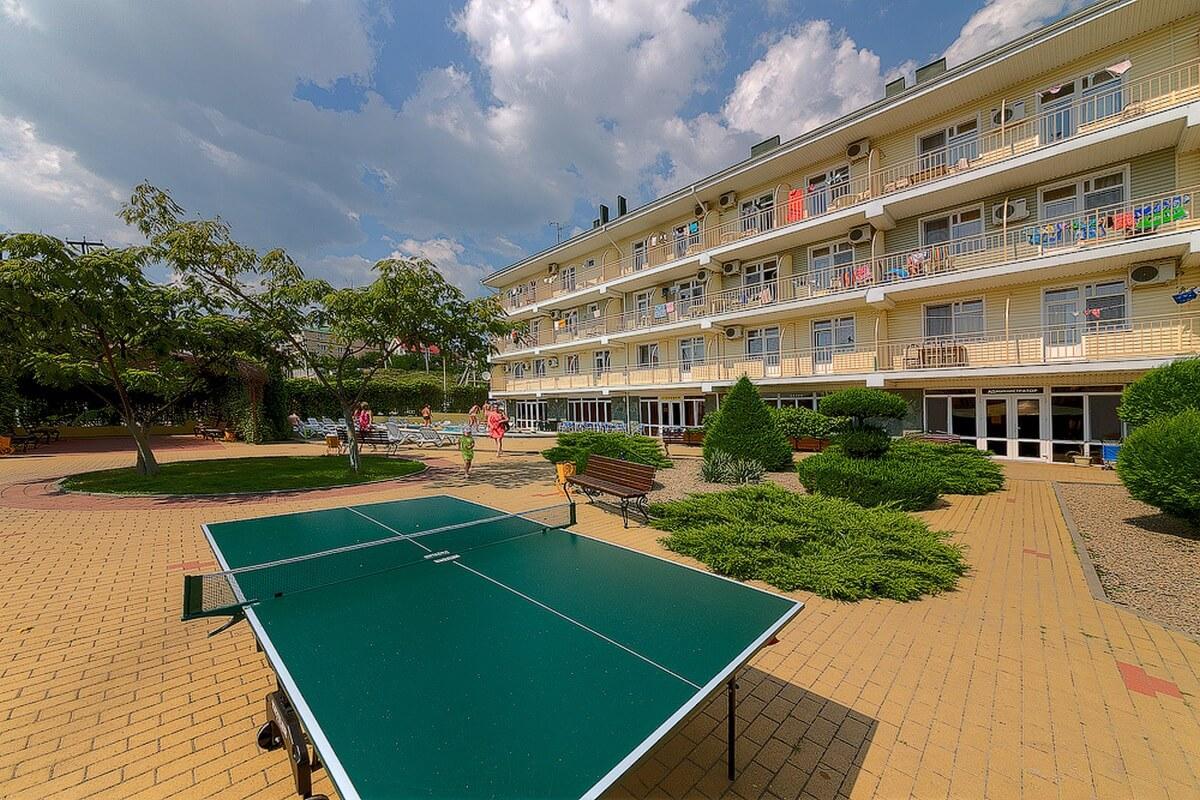 Отель в Анапе - image Otel-v-Anape on http://bizneskvartal.ru