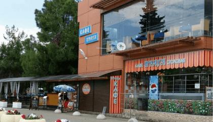 Ресторан вблизи отеля Фрегат