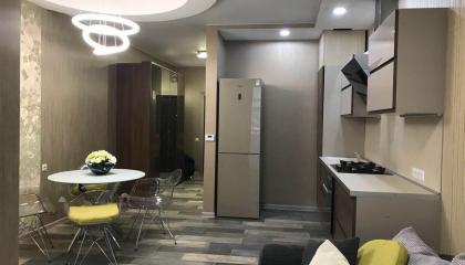 Уютные апартаменты в центре Сочи в престижном комплексе