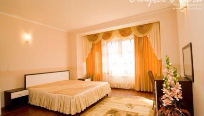 Гостиница в Дагомысе