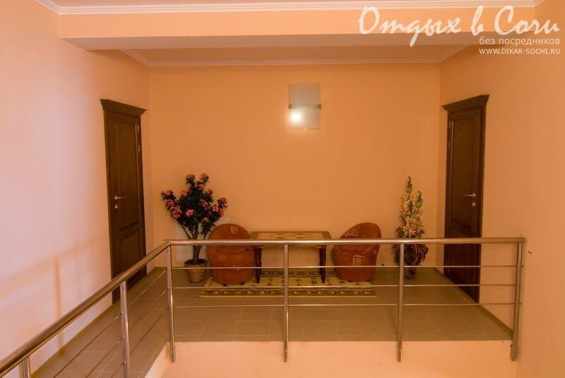 Гостиница в Дагомысе - image  on http://bizneskvartal.ru