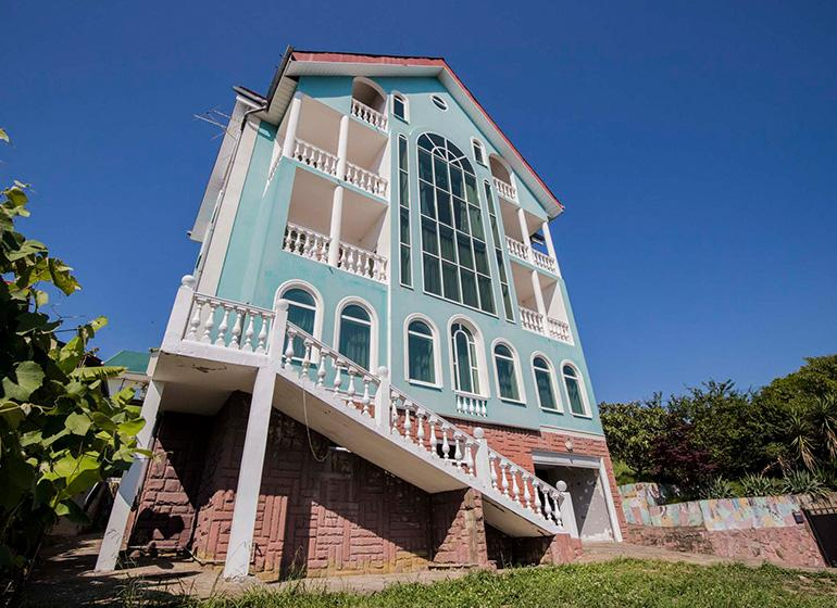 Гостевой дом на Курортном проспекте - image home-project-001 on http://bizneskvartal.ru