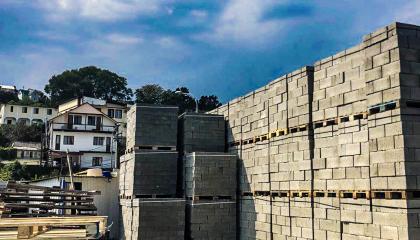 Действующее производство блоков, бордюров, тротуарной плитки