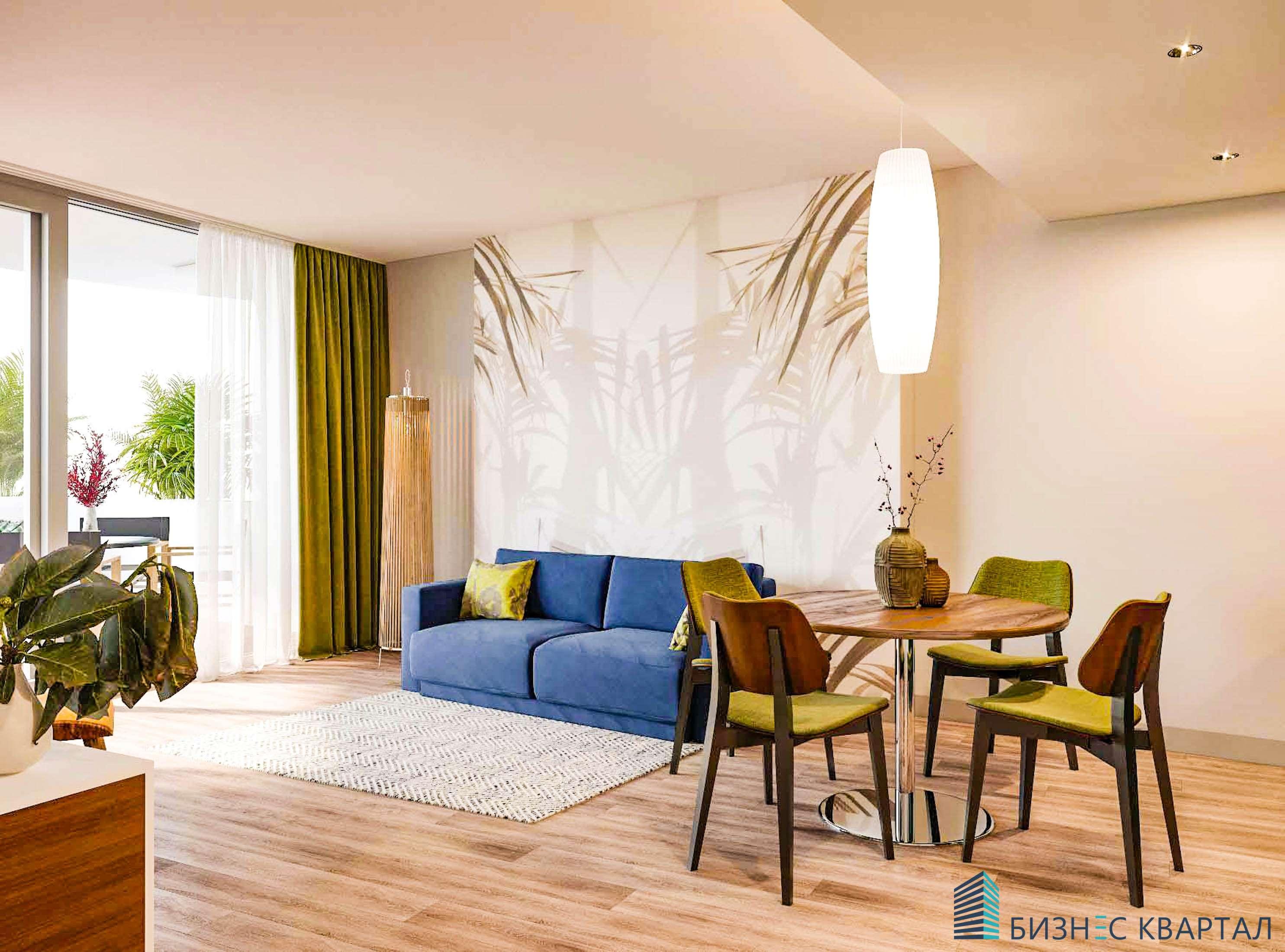 Двухкомнатные апартаменты с ремонтом и мебелью в Сочи - image gotovye-apartamenty-v-sochi-13 on https://bizneskvartal.ru