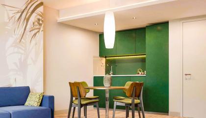 Стильные апартаменты в Сочи с ремонтом и мебелью
