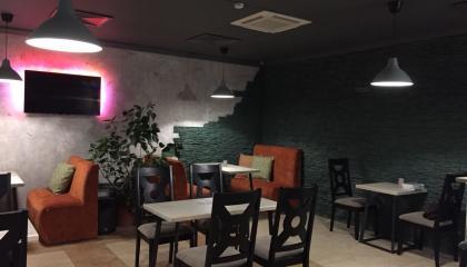 Кафе бар в Красной поляне