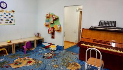 Частный детский сад на Светлане