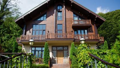 Продажа горной резиденции в Красной поляне