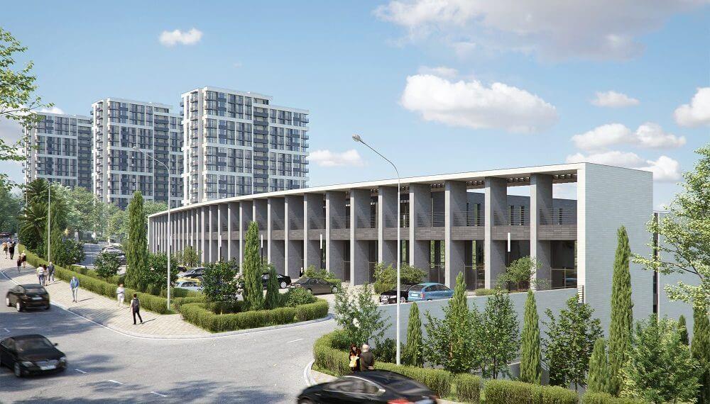 В Сочи компания «AVA-Group» представила проект по развитию микрорайона Бытха