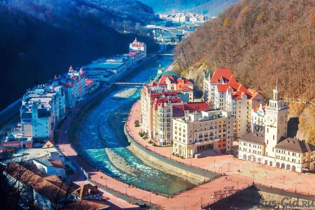 Какой доход могут принести апартаменты в Красной Поляне?
