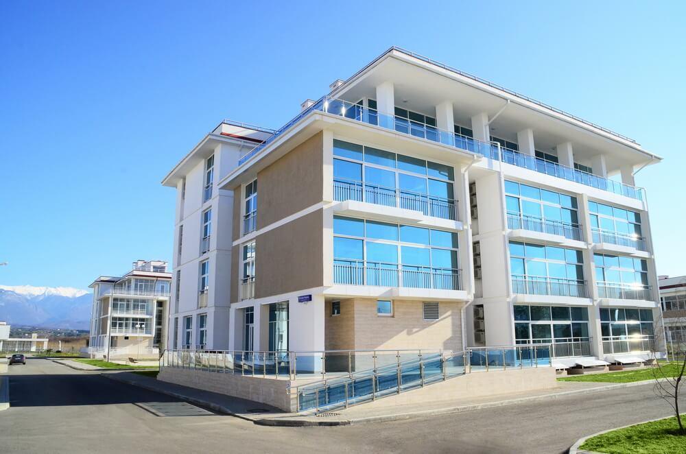 Обзор апартаментных комплексов Сочи в 2021 год
